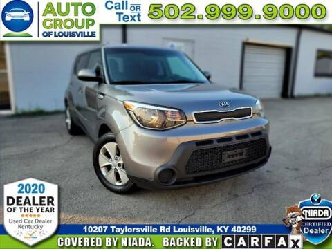 2016 Kia Soul for sale at Auto Group of Louisville in Louisville KY