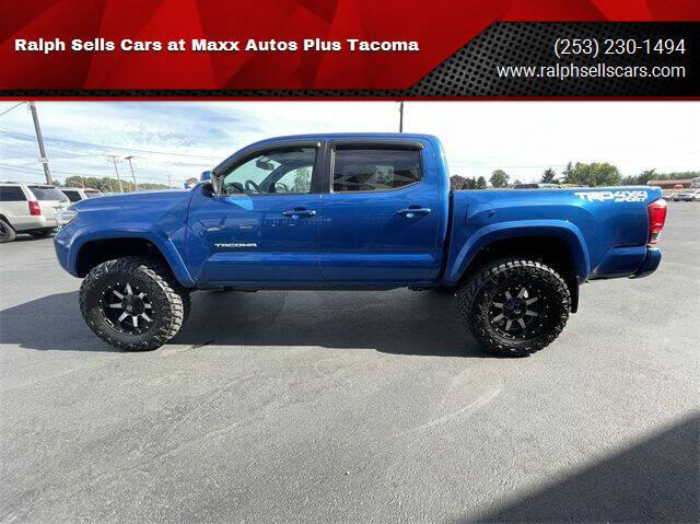 2016 Toyota Tacoma for sale at Ralph Sells Cars at Maxx Autos Plus Tacoma in Tacoma WA