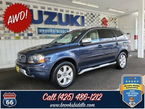 2013 Volvo XC90 for sale at BROOKS BIDDLE AUTOMOTIVE in Bothell WA