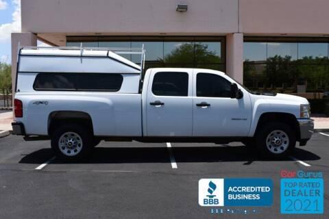 2012 Chevrolet Silverado 3500HD for sale at GOLDIES MOTORS in Phoenix AZ