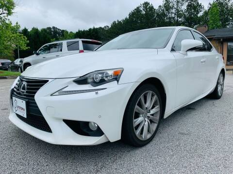 2014 Lexus IS 250 for sale at Classic Luxury Motors in Buford GA