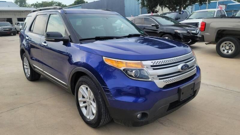 2013 Ford Explorer for sale at GRG Auto Plex in Houston TX