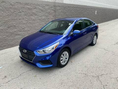 2018 Hyundai Accent for sale at Kars Today in Addison IL