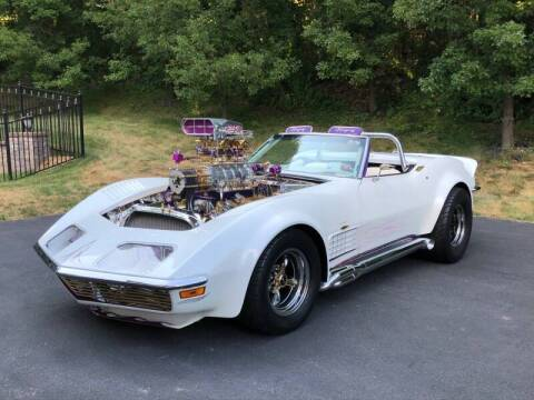 1972 Chevrolet Corvette for sale at Suncoast Sports Cars and Exotics in West Palm Beach FL
