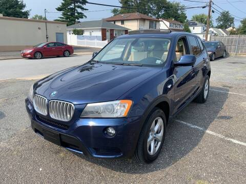 2011 BMW X3 for sale at Jerusalem Auto Inc in North Merrick NY