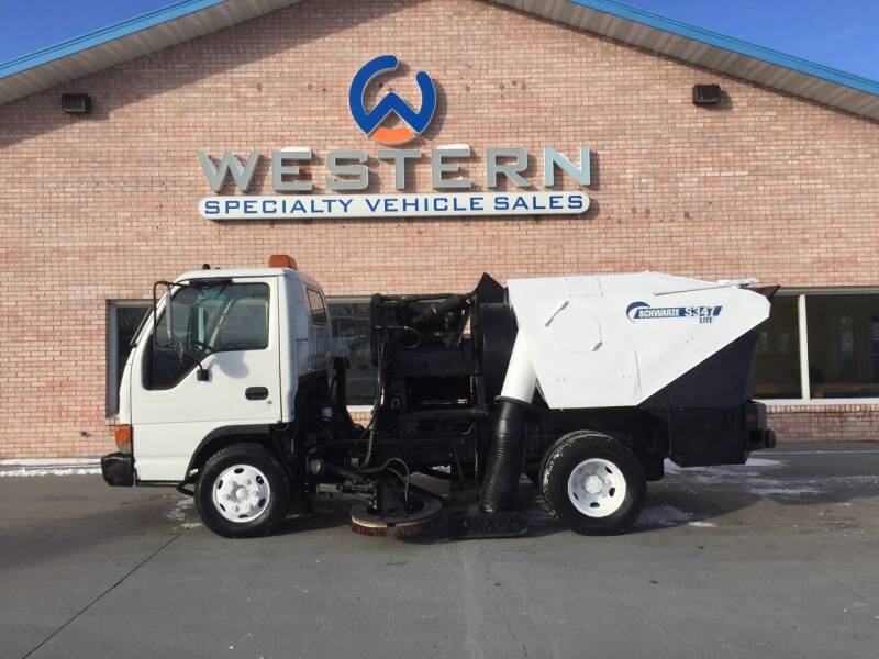 2001 GMC W3500 for sale at Western Specialty Vehicle Sales in Braidwood IL
