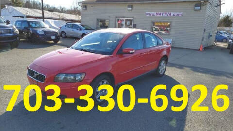 2007 Volvo S40 for sale at MANASSAS AUTO TRUCK in Manassas VA