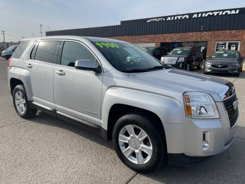 2011 GMC Terrain for sale at Motor City Auto Auction in Fraser MI