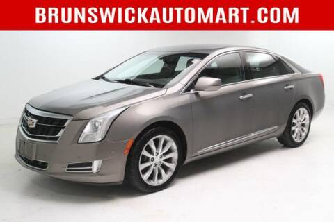2017 Cadillac XTS for sale at Brunswick Auto Mart in Brunswick OH