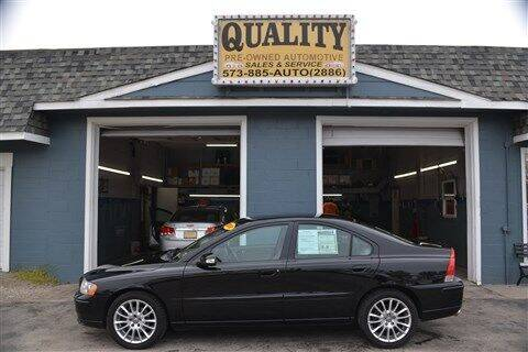 2008 Volvo S60 for sale at Quality Pre-Owned Automotive in Cuba MO