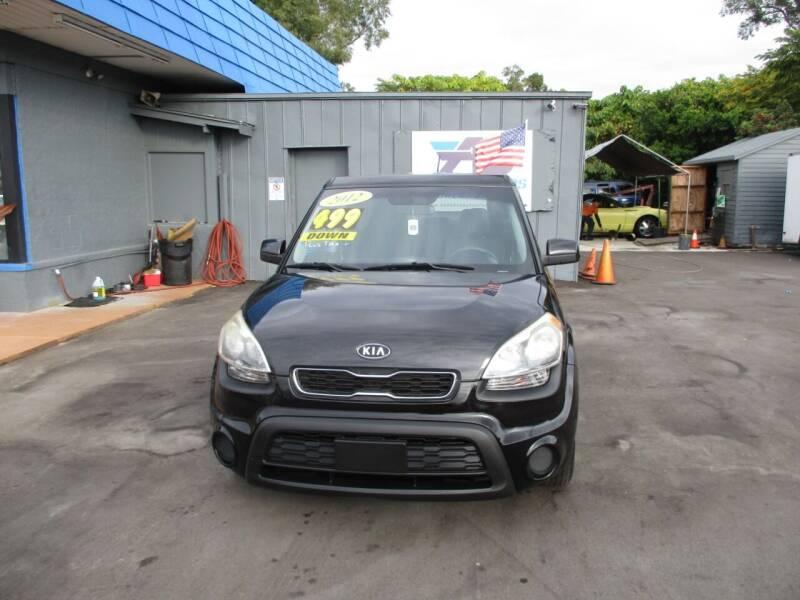 2012 Kia Soul for sale at AUTO BROKERS OF ORLANDO in Orlando FL
