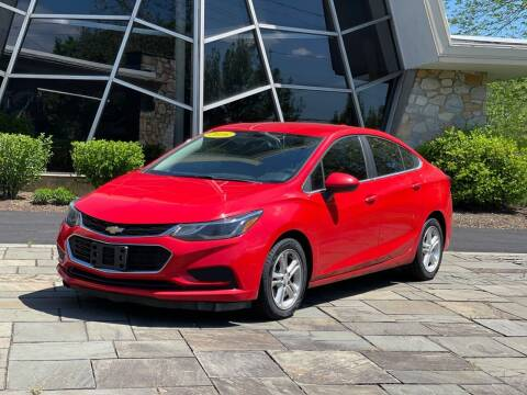 2016 Chevrolet Cruze for sale at Glacier Auto Sales in Wilmington DE