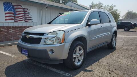 2006 Chevrolet Equinox for sale at Sand Mountain Motors in Fallon NV