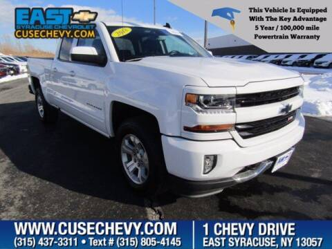 2018 Chevrolet Silverado 1500 for sale at East Syracuse Performance Sales & Service in Syracuse NY