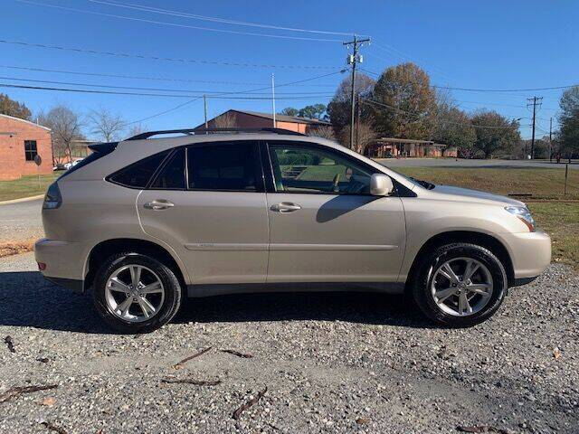 2007 Lexus RX 400h for sale at Mater's Motors in Stanley NC