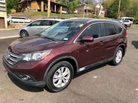 2012 Honda CR-V for sale at Fellini Auto Sales & Service LLC in Pittsburgh PA