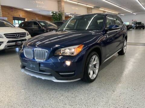 2015 BMW X1 for sale at Dixie Imports in Fairfield OH