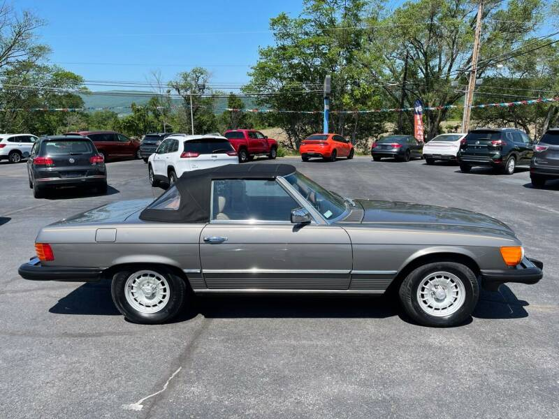 1984 Mercedes-Benz 380-Class for sale in Reedsville, PA