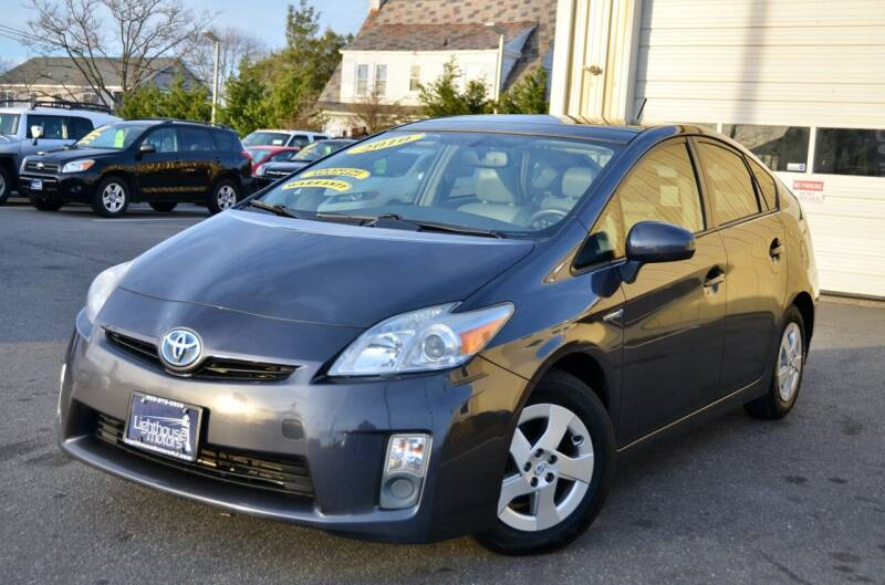 2010 Toyota Prius for sale at Lighthouse Motors Inc. in Pleasantville NJ