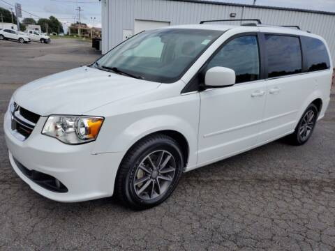 2017 Dodge Grand Caravan for sale at Art Hossler Auto Plaza Inc - Used Inventory in Canton IL