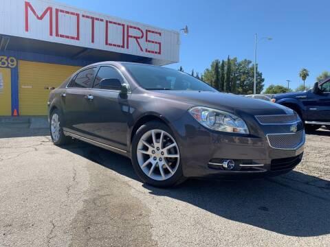 2011 Chevrolet Malibu for sale at Boktor Motors in Las Vegas NV