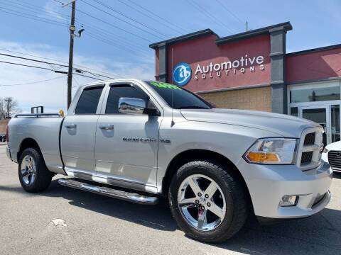 2012 RAM Ram Pickup 1500 for sale at Automotive Solutions in Louisville KY