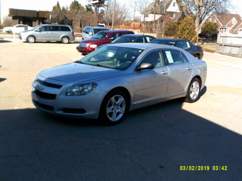2010 Chevrolet Malibu for sale at Fred Elias Auto Sales in Center Line MI