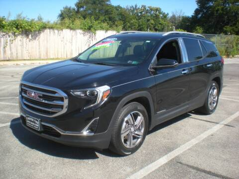 2018 GMC Terrain for sale at 611 CAR CONNECTION in Hatboro PA
