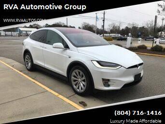 2016 Tesla Model X for sale at RVA Automotive Group in Richmond VA