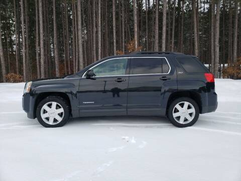 2010 GMC Terrain for sale at McLain's Auto Sales in Lake City MI