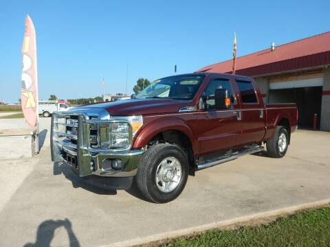 2015 Ford F-250 Super Duty for sale at All Terrain Sales in Eugene MO