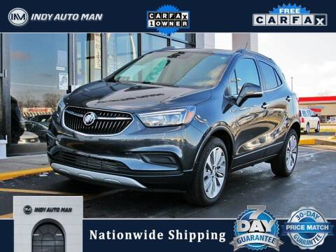 2017 Buick Encore for sale at INDY AUTO MAN in Indianapolis IN