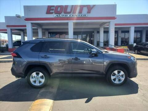 2020 Toyota RAV4 for sale at EQUITY AUTO CENTER in Phoenix AZ