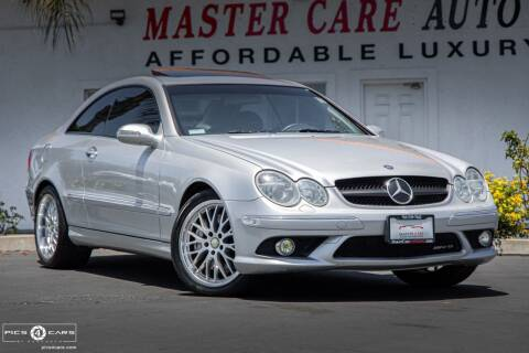 2003 Mercedes-Benz CLK for sale at Mastercare Auto Sales in San Marcos CA