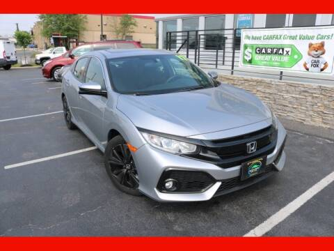 2017 Honda Civic for sale at AUTO POINT USED CARS in Rosedale MD