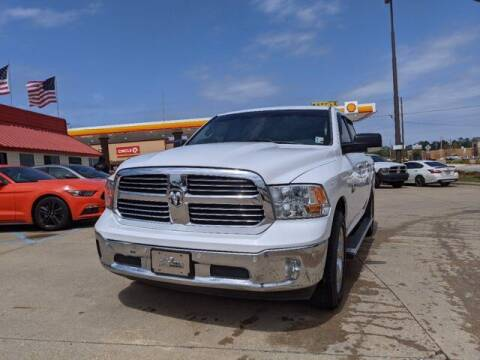 2016 RAM Ram Pickup 1500 for sale at CarZoneUSA in West Monroe LA