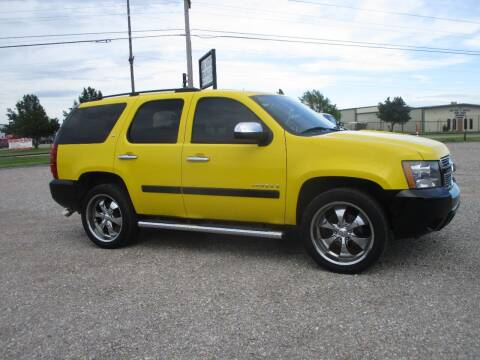 2008 Chevrolet Tahoe for sale at LK Auto Remarketing in Moore OK