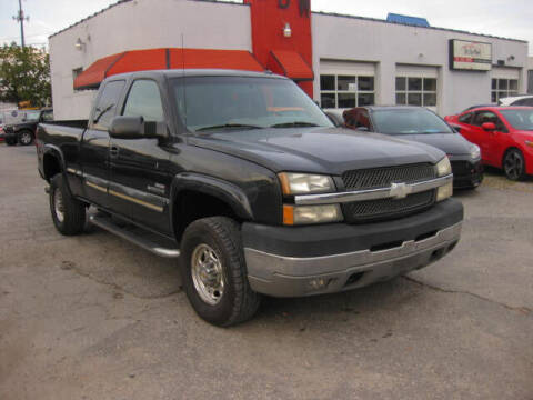 2003 Chevrolet Silverado 2500HD for sale at Best Buy Wheels in Virginia Beach VA