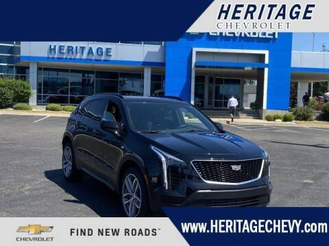 2019 Cadillac XT4 for sale at HERITAGE CHEVROLET INC in Creek MI