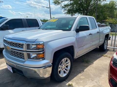 2014 Chevrolet Silverado 1500 for sale at Bobby Lafleur Auto Sales in Lake Charles LA