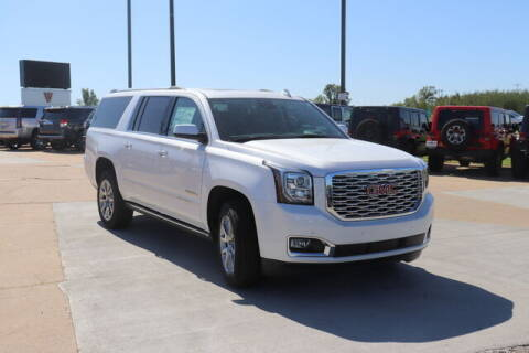 2020 GMC Yukon XL for sale at Vance Fleet Services in Guthrie OK