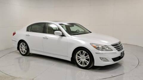 2014 Hyundai Genesis for sale at ROGERS  AUTO  GROUP in Chicago IL