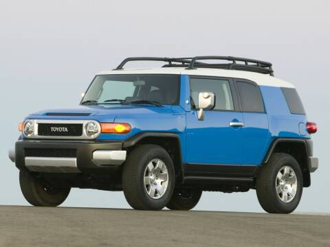 2007 Toyota FJ Cruiser for sale at Metairie Preowned Superstore in Metairie LA