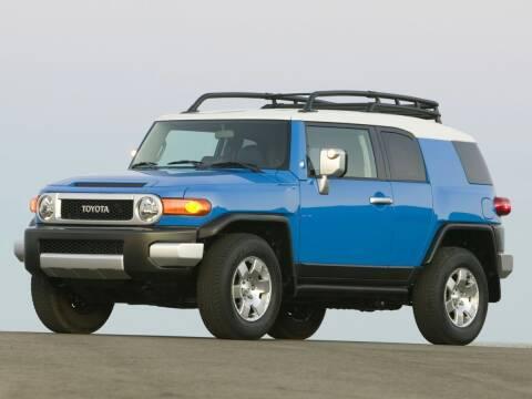 2007 Toyota FJ Cruiser for sale at Bill Gatton Used Cars - BILL GATTON ACURA MAZDA in Johnson City TN