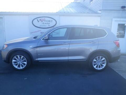 2014 BMW X3 for sale at VICTORY AUTO in Lewistown PA
