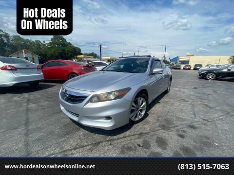 2011 Honda Accord for sale at Hot Deals On Wheels in Tampa FL