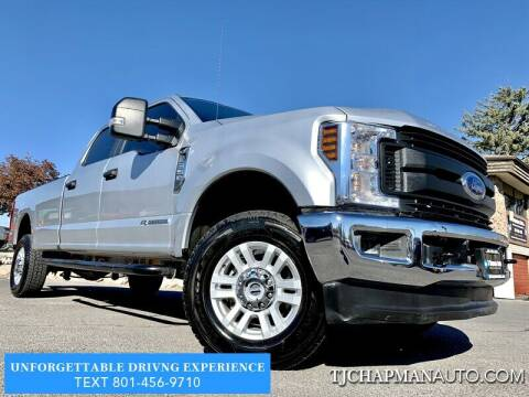 2018 Ford F-350 Super Duty for sale at TJ Chapman Auto in Salt Lake City UT