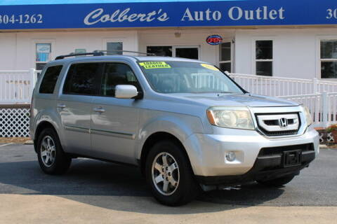 2010 Honda Pilot for sale at Colbert's Auto Outlet in Hickory NC