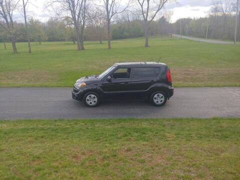 2012 Kia Soul for sale at U-Win Used Cars in New Oxford PA