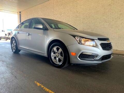 2015 Chevrolet Cruze for sale at Drive Pros in Charles Town WV